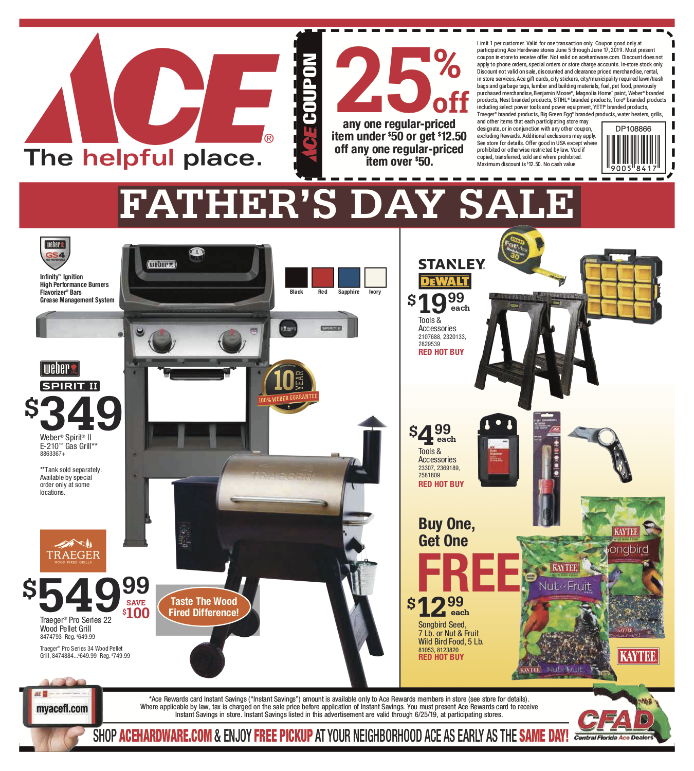 June's Father's Day Sale